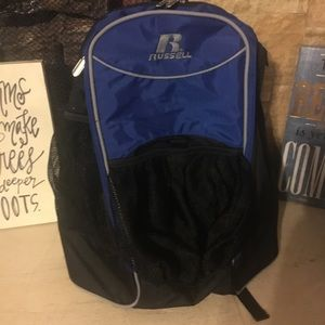NWT Russell Large Backpack/Multiple Compartments